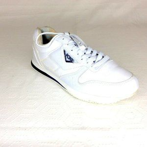 Pony Solid White Athletic Dad Shoes Size 9.5